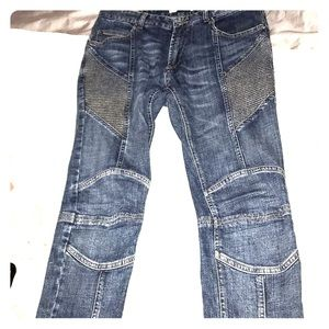 Men's 34 Pierre Balmain celeb jeans LIKE new!